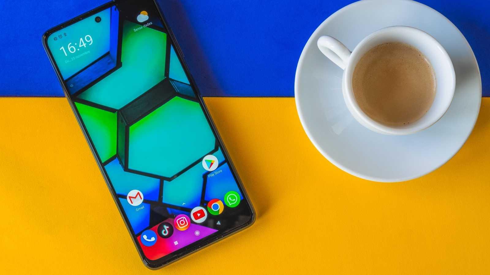 Smartphone 2021